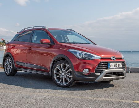 Test – Hyundai i20 Active 1.0 T-GDI DCT