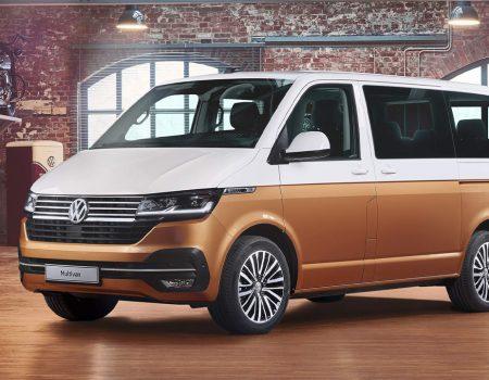 400 kilometre menzile sahip elektrikli VW Caravelle