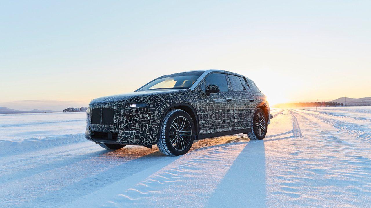 BMW'nin elektriklisi iNEXT  seri üretime yaklaşıyor