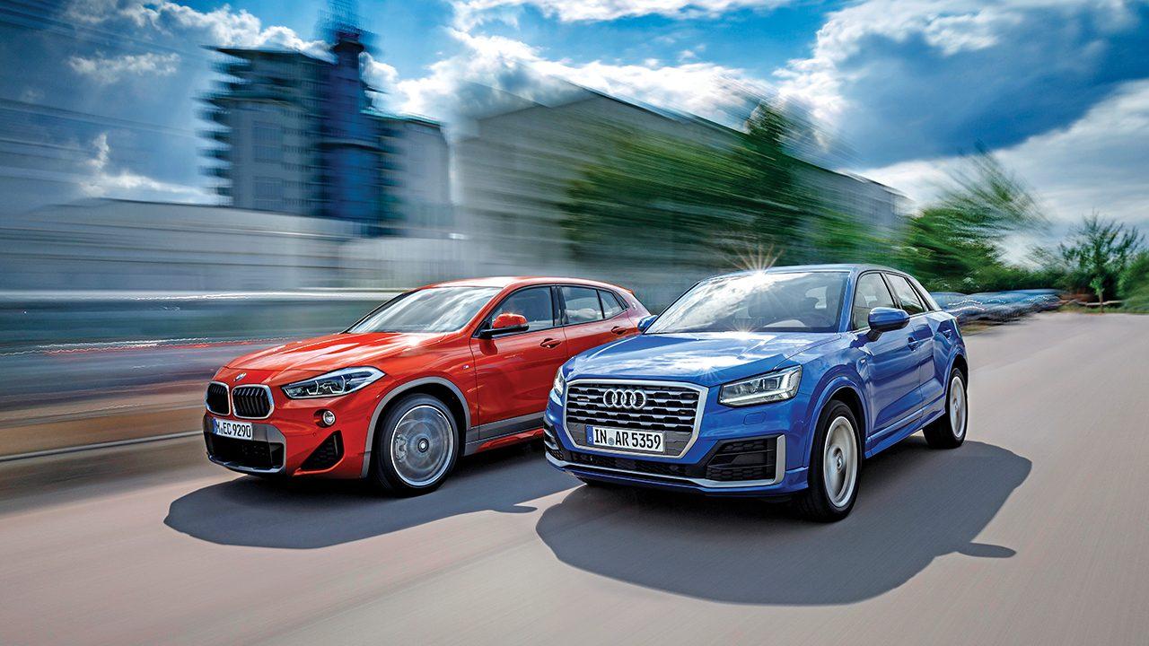 Karşılaştırma – Audi Q2, BMW X2