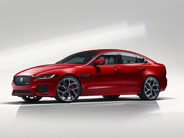 Jaguar XE makyajlandı