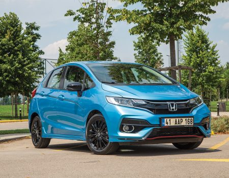 Test – Honda Jazz 1.5 i-VTEC Dynamic