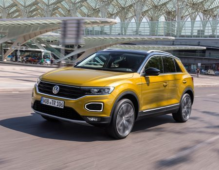 VW'nin en küçük SUV'u Türkiye'de…
