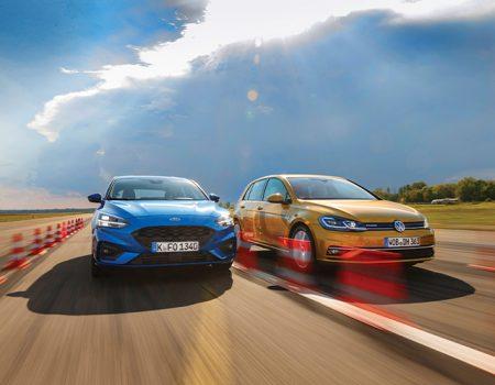 Karşılaştırma – Ford Focus, VW Golf