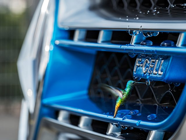 Mercedes-Benz'in elektrikli geleceği