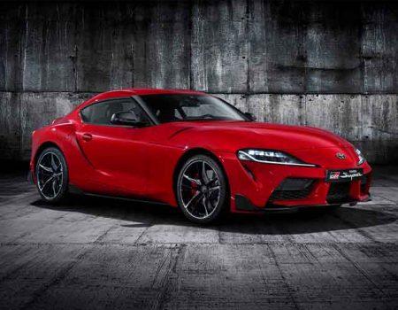 Toyota Supra yok sattı