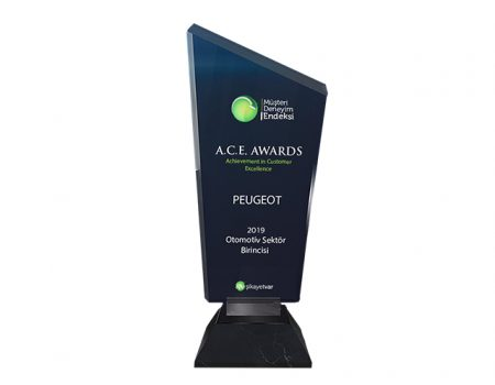 Peugeot Türkiye'ye anlamlı ödül