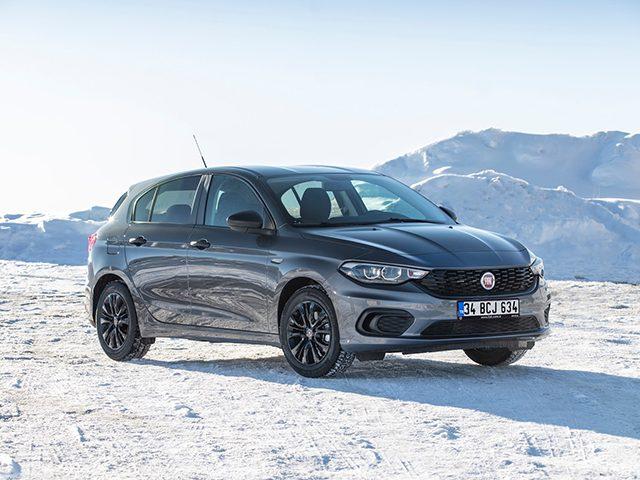 Fiat Egea Hatchback Ailesi'ne yeni üye