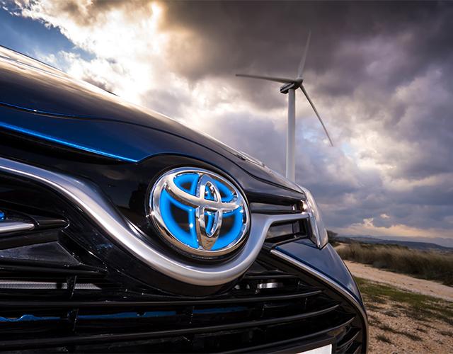 Toyota en düşük emisyon ortalaması ile rekor kırdı
