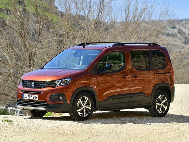 Peugeot Rifter Türkiye'de… İşte fiyatı
