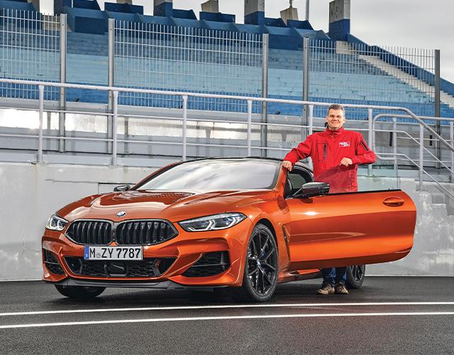 Test – BMW M850i xDrive
