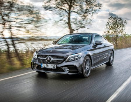Test – Mercedes -Benz C 200 Coupe 4MATIC
