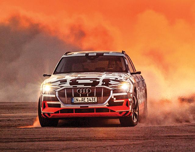 Test – Audi e-tron