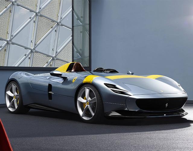 Ferrari Monza SP1'e tasarım ödülü