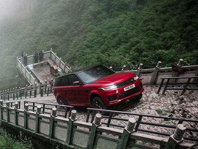Range Rover Sport Hybrid Türkiye'de