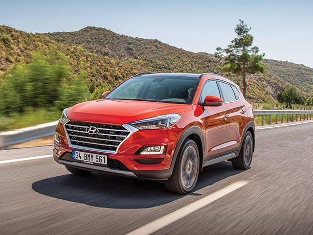 Test – Hyundai Tucson 1.6 CRDi DCT 4×4