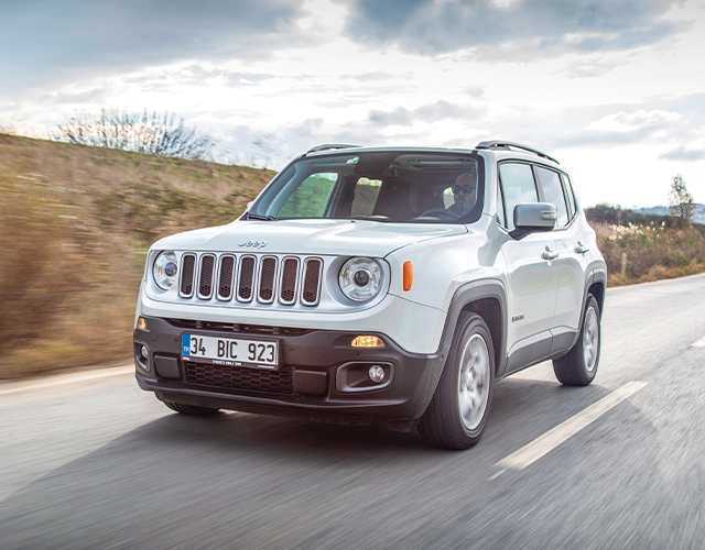 Test – Jeep Renegade 1.6 dizel DCT