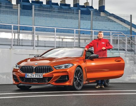 Test – BMW M850i xDrive