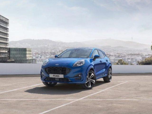 Yeni Ford Puma Crossover etkileyici tasarım, sınıfının en iyisi bagaj hacmi ve yarı hibrit teknolojisini aynı potada eritiyor