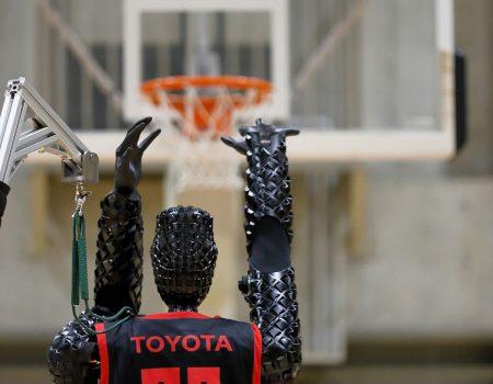 İlk Yapay Zeka Profesyonel Basketbolcu NBA Oyuncularını Bile Kıskandıracak