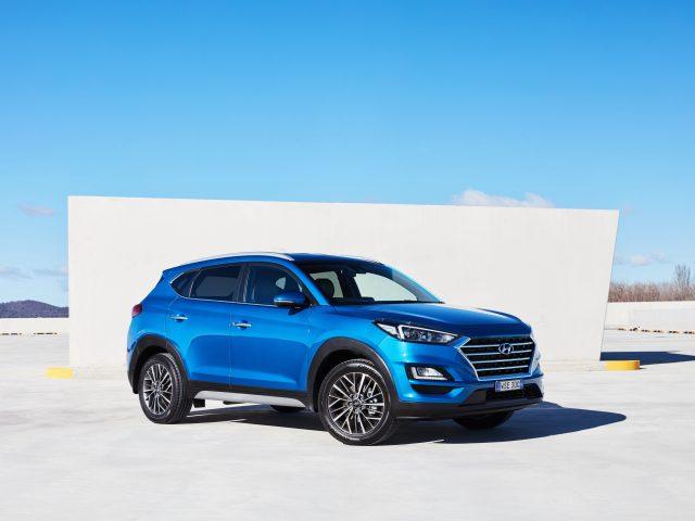 HyundaiTucson'a Yeni Bir Donanım Seviyesi: Style Plus