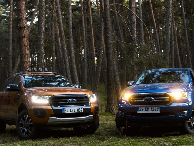 Pick-up segmentinin öncüsü Ford, Yeni Ranger ve Raptor ile sınırlara meydan okuyor…