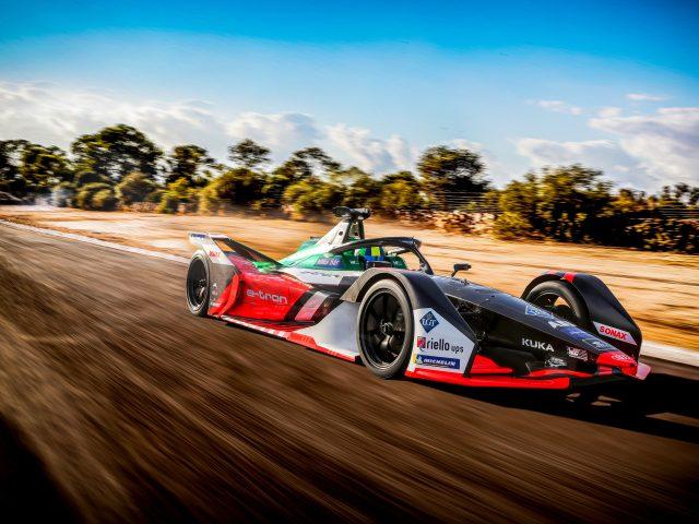 Audi Sport Takımı Formula E'nin yeni sezonu için yola çıktı!