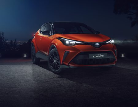 Sakaryalı Toyota CH-R Yenilendi