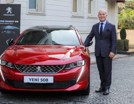 Yeni Peugeot 508 Türkiye'de!