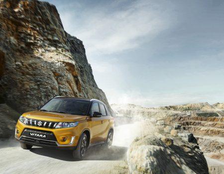 Suzuki, 2020 Model Yeni Vitara'da Fiyatı Sabitledi