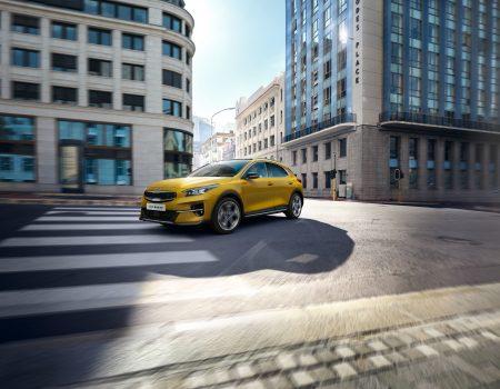KIA'nın Yeni Kompakt SUV'u XCeed Türkiye Yollarında