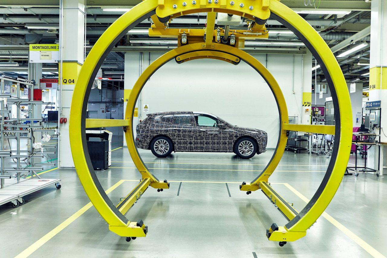 BMW Group, iNEXT İçin Dingolfing Fabrikası'na, 400 Milyon Euro'luk Yatırım Yaptı