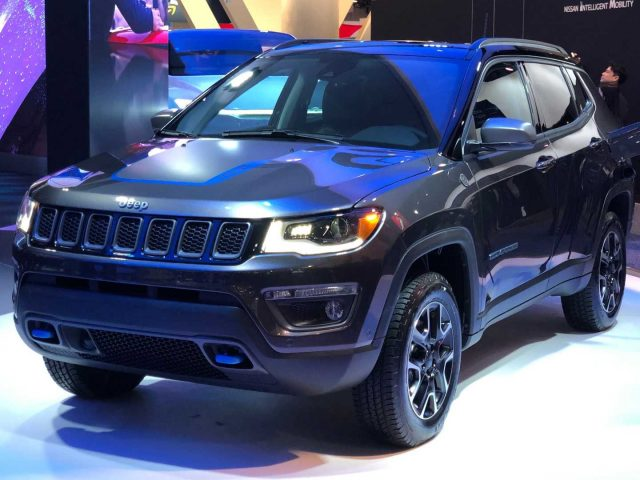 Jeep, CES 2020'de 3 Elektrikli Modelini Sergiledi