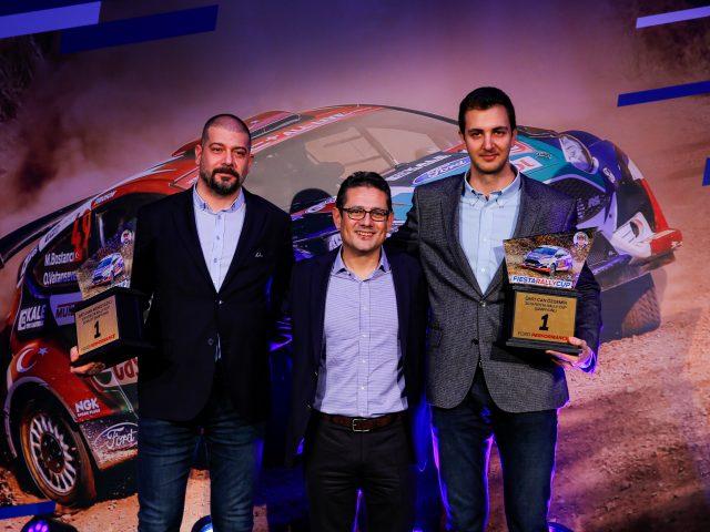 Castrol Ford Team Türkiye, 2019'da elde ettiği başarıları sezon sonu partisi ile kutladı