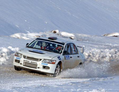 Ralli Sezonu Karlar Üzerinde Açılıyor