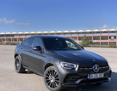 TEST: Mercedes GLC 300d 4MATIC Coupe