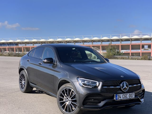 TEST: Mercedes GLC 300d 4MATIC Coupe