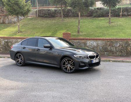 TEST: Yeni BMW 320i