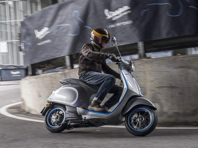 Piaggio Grubu Üç Motosikletiyle İlk 5'te Yer Aldı!