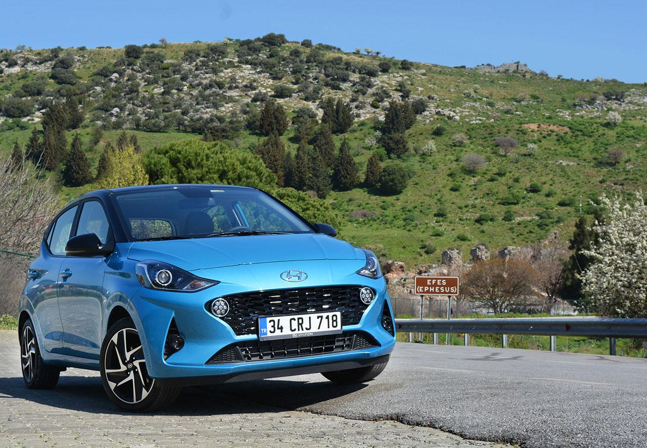 Yeni Hyundai i10 2020 satışa sunuldu