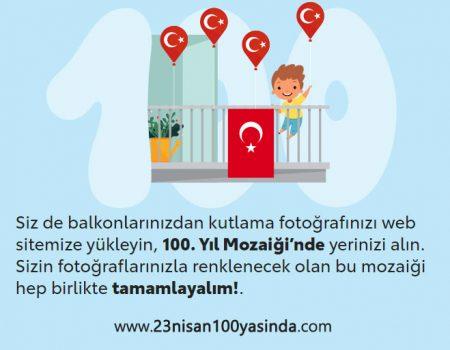 """Toyota, çocukları """"Büyük Türkiye Mozaiği"""" oluşturmaya davet ediyor"""