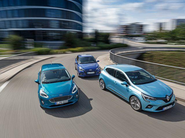 Yeni Renault Clio, Ford Fiesta ve Hyundai i20'ye karşı