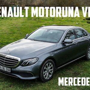 2020 Mercedes E200d test sürüşü