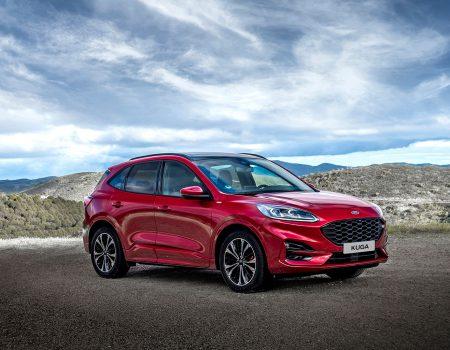 Ford'un Avrupa'da en çok satan SUV modeli olan yeni Kuga Türkiye'de