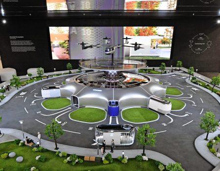 Hayaller Gerçek Oluyor; Hyundai Akıllı Mobilite Ekosistemi