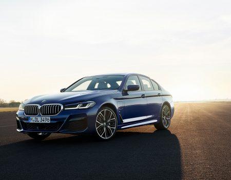 2021 BMW 5 Serisi makyajla birlikte yenilendi