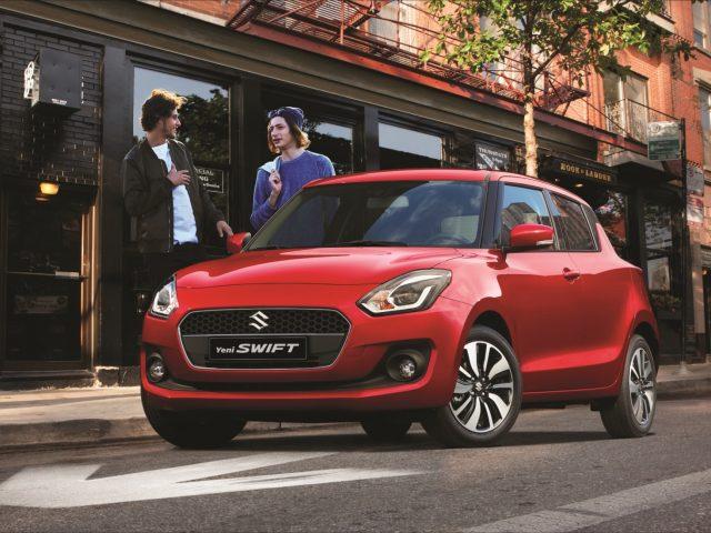 Suzuki'den Şimdi Al, Eylül'de Ödemeye Başla Kampanyası