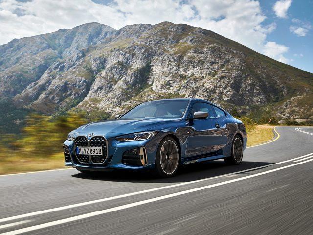Yeni BMW 4 Serisi Coupé Türkiye'de