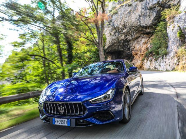 Maserati Ghibli Hybrid Ekim'de Türkiye'de