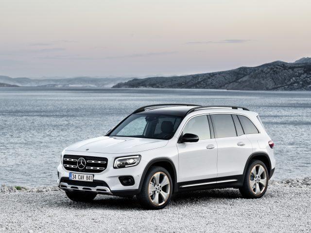 Yeni Mercedes-Benz GLB Türkiye'de